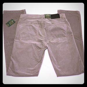 Ralph Lauren Jeans Co - Granite Corduroy Pants